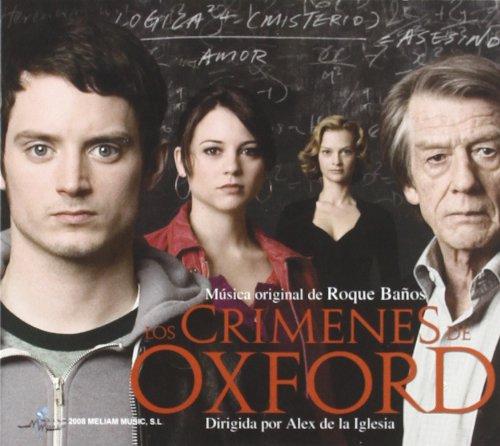 Los Crimenes De Oxford (Roque Baños)