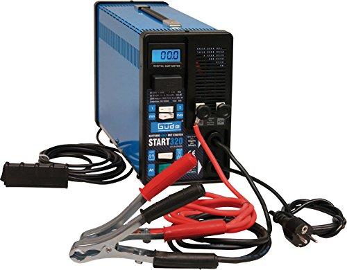 Güde 179106 Batterielader Start 320, 500-4000 W, 4000 W, 230 V