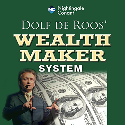 Wealth Maker System audiobook cover art