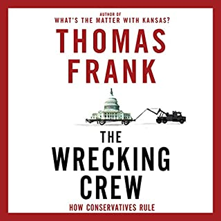The Wrecking Crew audiobook cover art