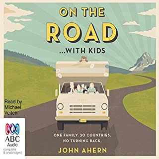 On the Road with Kids cover art