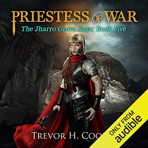 Priestess of War cover art
