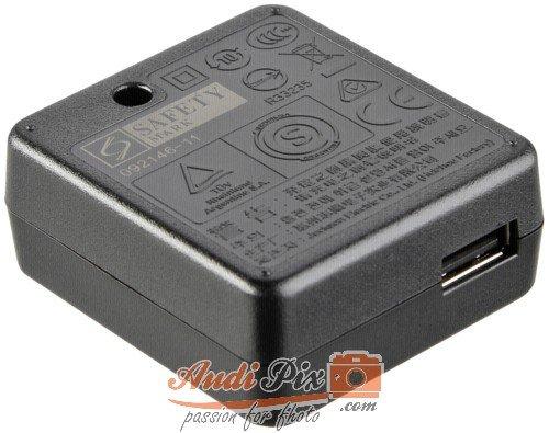 Olympus E0414637 AC-Adapter F-2AC für Ladegeräte in schwarz