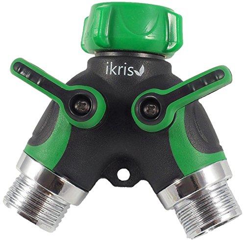 Ikris Garden Hose Splitter 2-Way