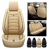 QERFSD Custom Car Seat Covers Kompatibel Mit Volkswagen VW Arteon Amarok Atlas Bora CC wasserdichte...