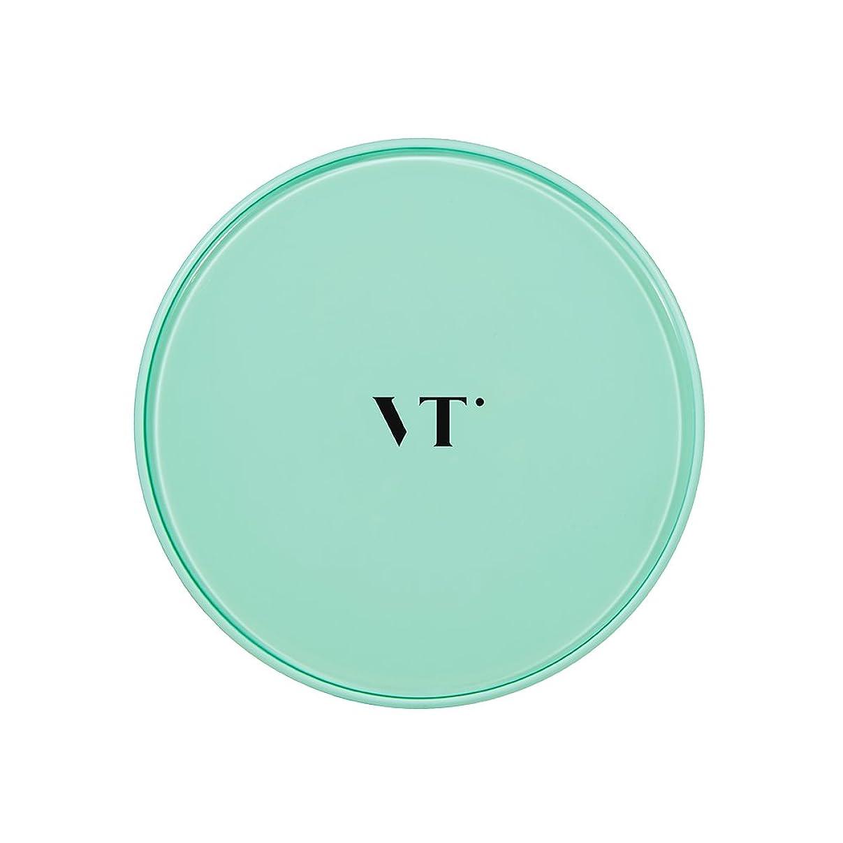 陸軍よく話される自分の力ですべてをするVT フィト立ったクッション SPF50+ PA++++ 11g/VT Phyto Sun Cushion [並行輸入品]