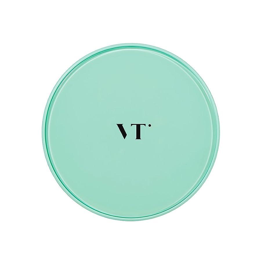 地理事業部屋を掃除するVT フィト立ったクッション SPF50+ PA++++ 11g/VT Phyto Sun Cushion [並行輸入品]