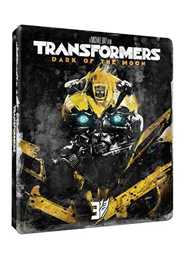 Transformers 3 (Steelbook- Edizione Limitata) (2 Blu-Ray) [Italia] [Blu-ray]