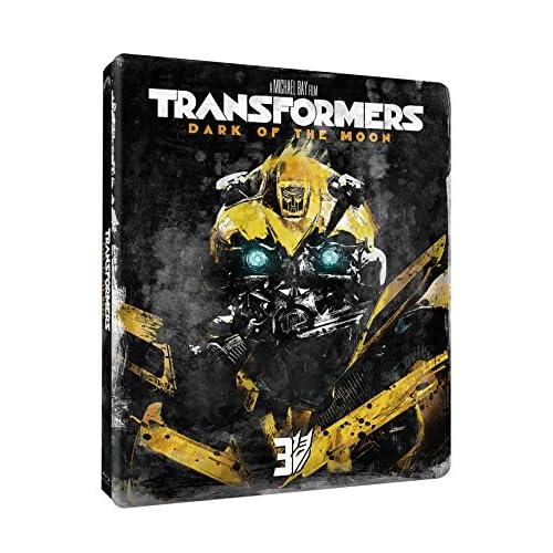 Transformers 3 (Steelbook Br)