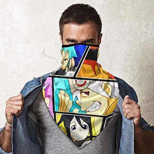 Máscara facial Soul Eater para el sol, resistente al viento, para esquí, snowboard, motociclismo, deportes de invierno, para hombres y mujeres