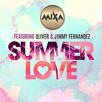 Summerlove (feat. Oliver & Jimmy Fernandez)