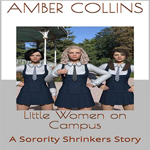 Little Women on Campus cover art