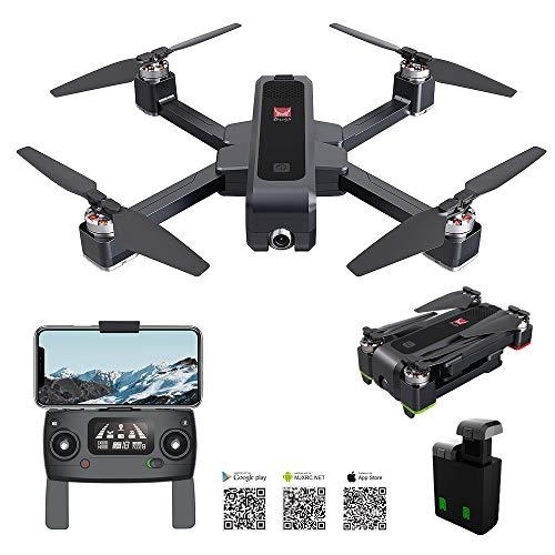 MJX Bugs 4W Foldable Drone with GPS, FULL HD 2K 5G WiFi Camera Bugs GO...
