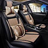 Best Car Seat Covers - YUANJDS Car Seat Covers Full Set Leather Universal Review