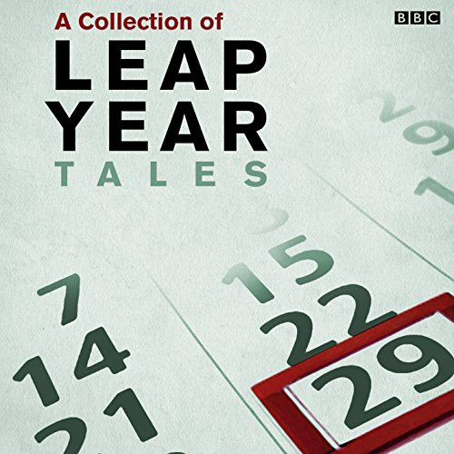 Leap Year Tales audiobook cover art
