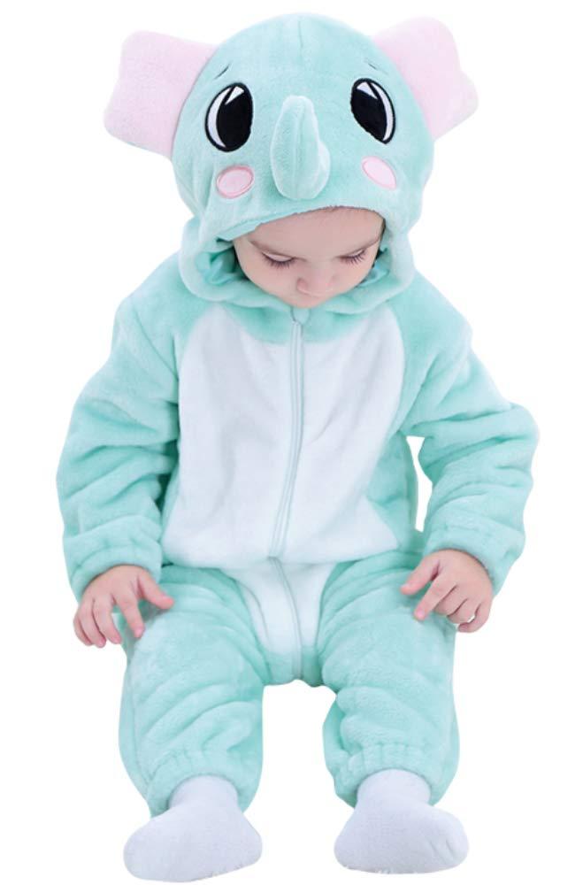 Katara Pijama Bebé Invierno Disfraz Animal (10+ modelos), color ...