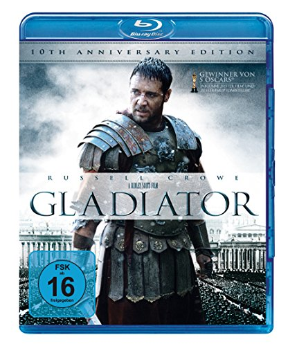 Gladiator - 10th Anniversary Edition [Blu-ray]