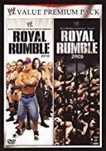 WWE Royal Rumble 2009 & 2010 (WWE Value Premium Pack)