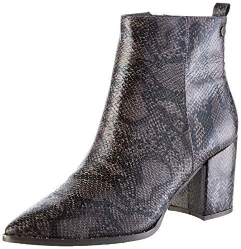 XTI Damen 35155 Kurzschaft Stiefel, Grau Gris, 36 EU