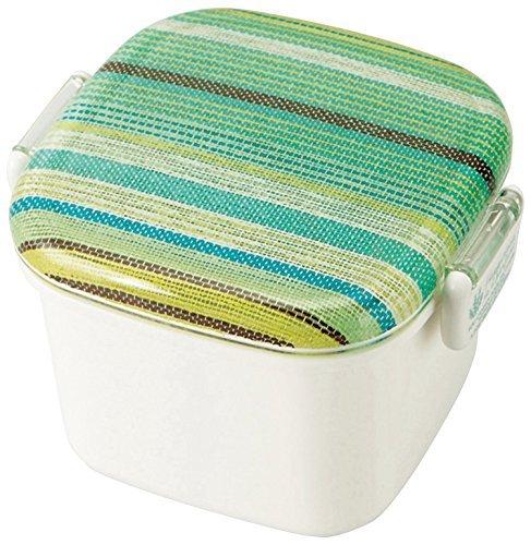 Boîte à lunch coton indien boîte fraîche agent de froid avec 400ml vert