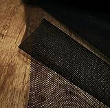 Schwarz feinem Tüll Stoff 300cm breit,