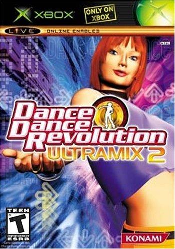 Dance Dance Revolution Ultramix 2 - Xbox
