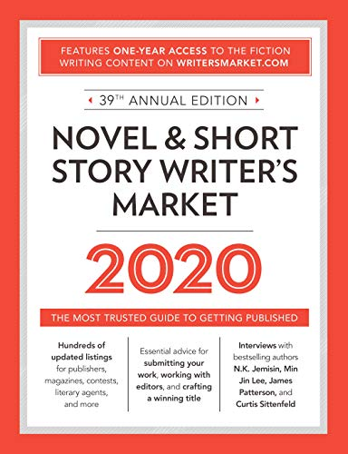 Compare Textbook Prices for Novel & Short Story Writer's Market 2020: The Most Trusted Guide to Getting Published Thirty-ninth Edition ISBN 0035313672286 by Jones, Amy