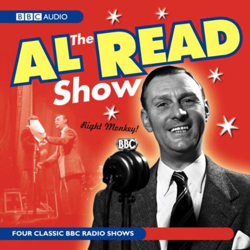 The Al Read Show audiobook cover art