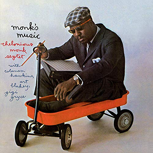 Monk'S Music (Ltd.180g Farbiges Vinyl) [Vinyl LP]