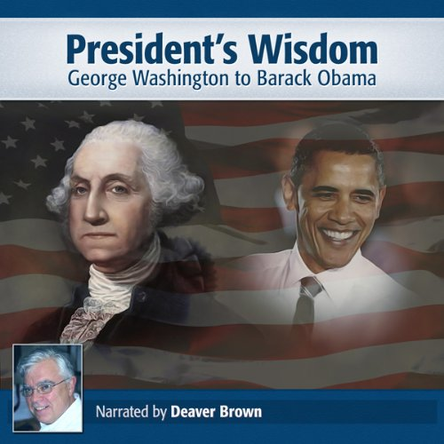 Presidential Wisdom audiobook cover art