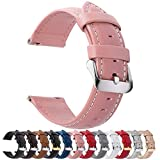 Fullmosa Axus Correa Piel, 12 Colores para Correa Reloj, Huawei Samsung Correa/Banda/Pulse...