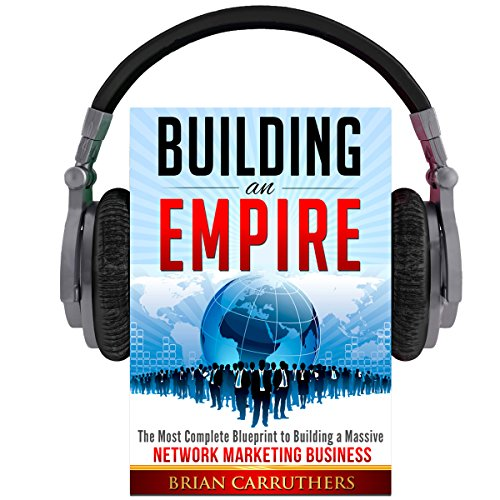 Building an Empire audiobook cover art