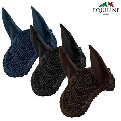 Equiline Fliegenmütze Soundproof, Pony | Black