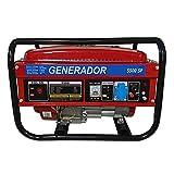 Generador eléctrico gasolina monofásico Potencia garantizada, corriente hasta 3000W en monofásico...