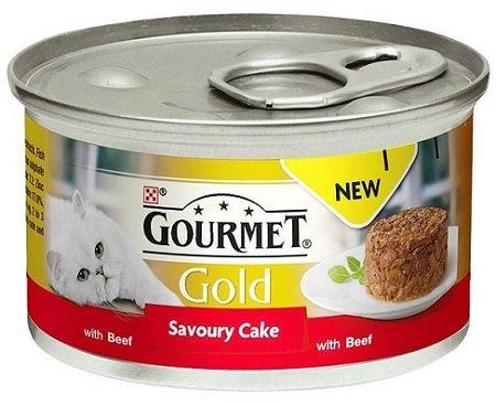 GOURMET Gold Tartini con carne 24 x 85 g