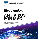 Bitdefender Antivirus for Mac 2018/2019 - 3 Jahre / 1 Mac + VPN -