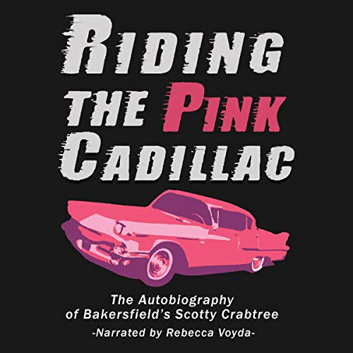Riding the Pink Cadillac audiobook cover art