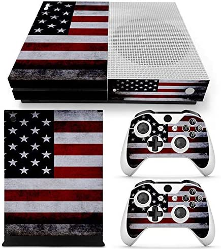 DAPANZ USA Flag Skin Sale Sticker Vinyl Decal S Cover Direct store Xbox for Co One