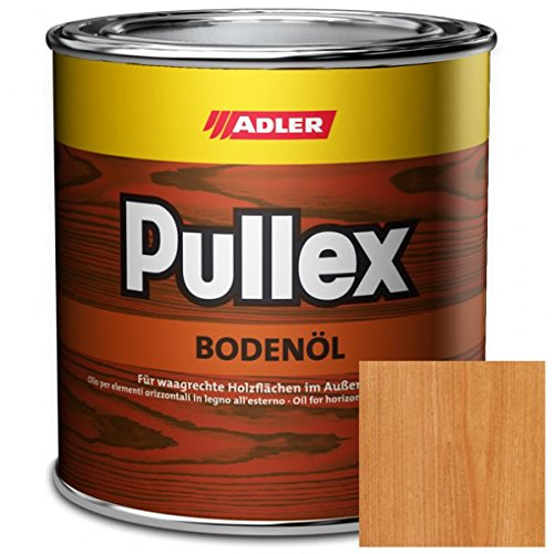 Pullex Bodenöl 2.5l Lärche Bangkirai Öl Holzöl für Terrasse Holzschutz