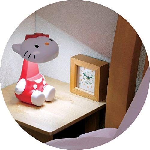 『カクセー ハローキティ LEDライト レッド 731450』の4枚目の画像