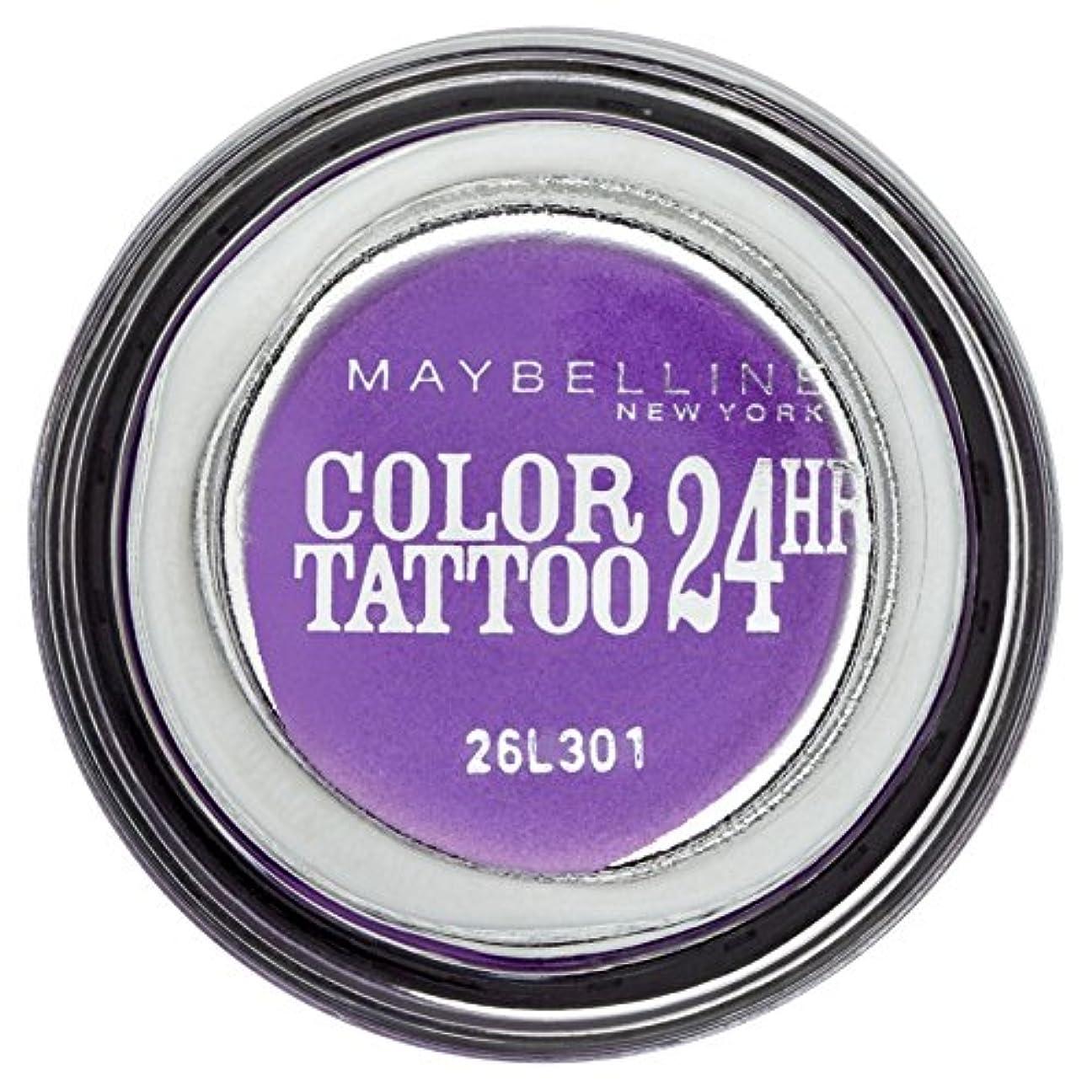自分の農学主権者Gemey-Maybelline - Color Tattoo - Lidschatten