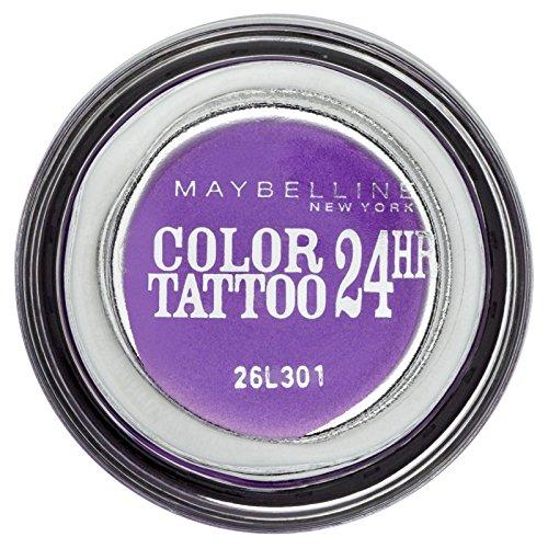 Maybelline Color Tattoo - Púrpura Sombra de Ojos - 15 interminable púrpura