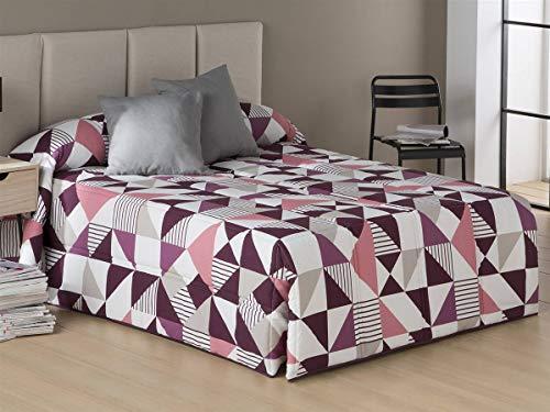 Sansa - Conforter EVOL - Cama 90 cm - Color Lila