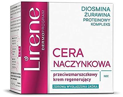 Lirene Vascular Skin Anti-wrinkle Regenerating Night Cream 50ml by Lirene