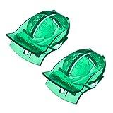 VORCOOL Marcadores para pelotas de golf (2 unidades), color verde