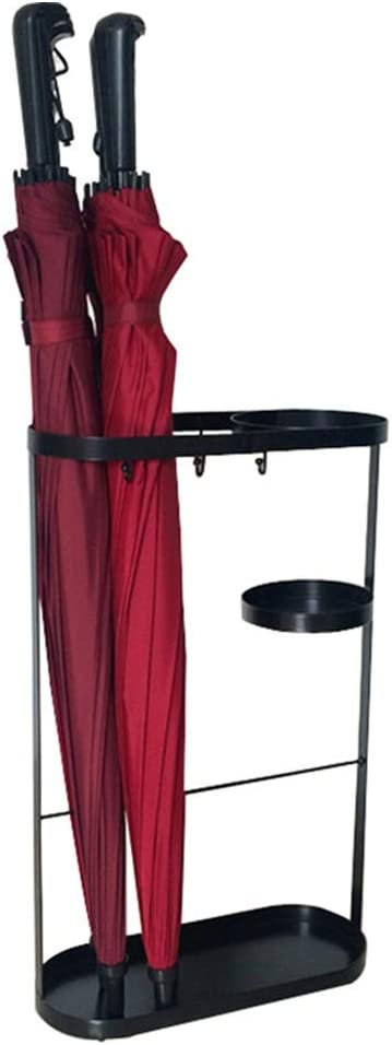 ZXQZ Umbrella Stand Louisville-Jefferson County Mall F safety Iron Stand-Wrought