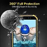 Zoom IMG-2 smartphone antiurto ulefone armor x7