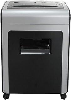 10頁離子網碎紙機電動辦公家用超靜音碎信用卡,大容量銷毀CDS信用卡紙21升(p-4)