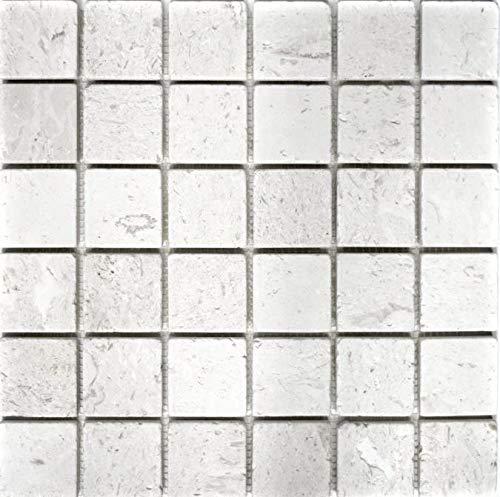 piedra natural blanca colonial espejo para azulejos cuarto de ba/ño cocina panel de mosaico limas para suelo pared Azulejos de mosaico revestimiento de mosaico ducha