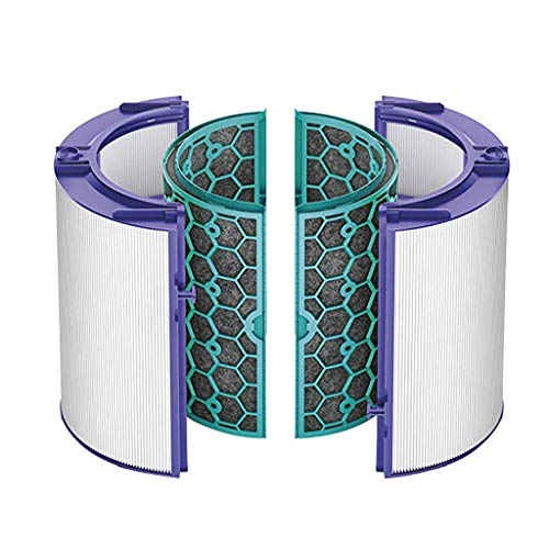 iHHAPY Replacement Accessories for Dyson TP04/HP04/DP04/TP05/HP05 Sealed Two Stage 360° Filter System (White)